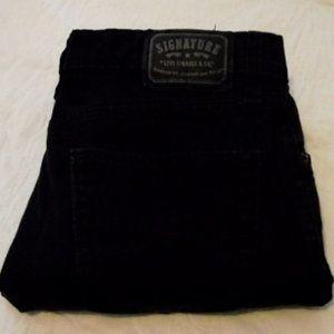LEVIS Black Skinny Womens Jeans, W29x30L